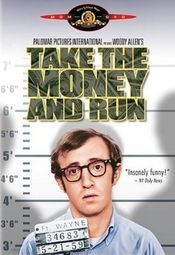 Poster Take the Money and Run