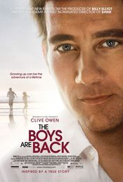 Poster The Boys Are Back