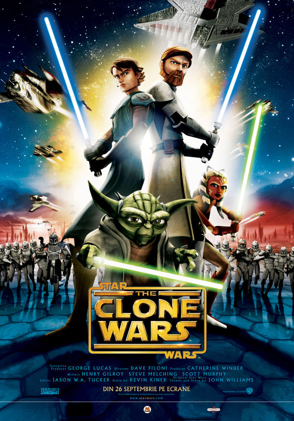 TV Time - Star Wars: The Clone Wars S01E06 - Downfall of a ...