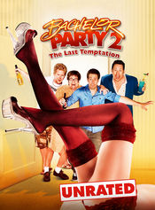 Poster Bachelor Party 2: The Last Temptation