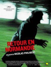 Poster Retour en Normandie