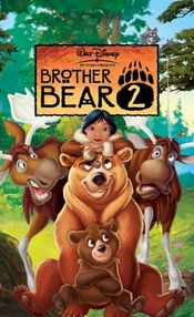 Poster Brother Bear 2