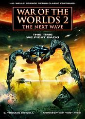 Poster War of the Worlds 2: The Next Wave