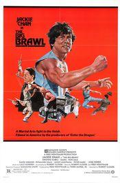 Poster Battle Creek Brawl