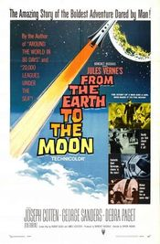 Poster From the Earth to the Moon