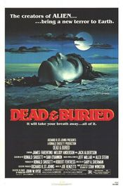 Poster Dead & Buried