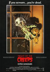 Poster Night of the Creeps