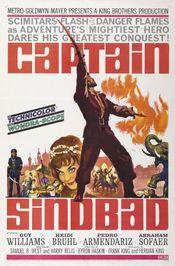 Poster Captain Sindbad