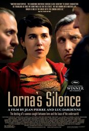 Poster Le silence de Lorna