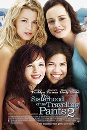 Poster The Sisterhood of the Traveling Pants 2