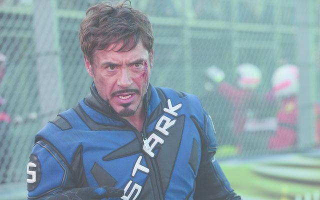 Film - Iron Man - Omul de oțel 2