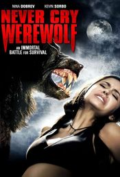 Poster Never Cry Werewolf