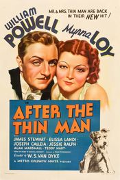 Poster After the Thin Man