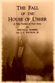 Poster The Fall of the House of Usher