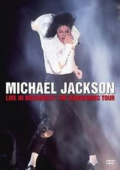 Poster Michael Jackson Live in Bucharest: The Dangerous Tour