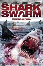 Poster Shark Swarm