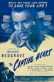 Poster The Captive Heart