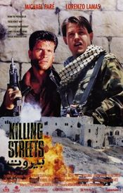 Poster Killing Streets