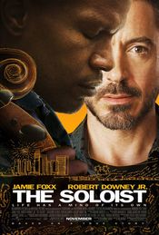 Poster The Soloist