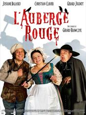 Poster L'auberge rouge