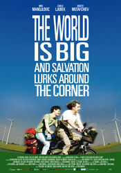 Poster The World is Big and Salvation Lurks around the Corner