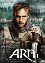 Poster Arn - Tempelriddaren