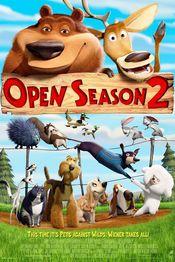Poster Open Season 2
