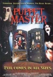 Poster Puppet Master