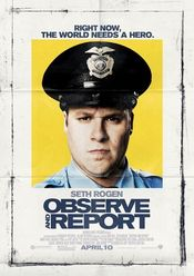 Poster Observe and Report