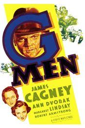 Poster 'G' Men