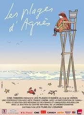 Poster Les plages d'Agnès