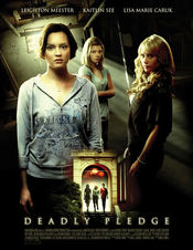 Poster The Haunting of Sorority Row