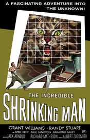 Poster The Incredible Shrinking Man
