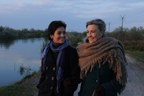 Dorotheea Petre, Ilaria Occhini în Mar Nero