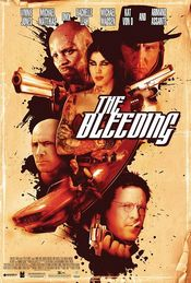 Poster The Bleeding