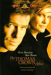 Poster The Thomas Crown Affair 2