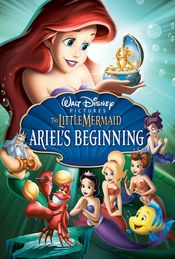 Poster The Little Mermaid: Ariel's Beginning