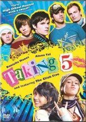 Poster Taking 5