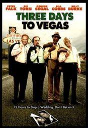 Poster Three Days to Vegas