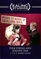 Poster Pink String and Sealing Wax