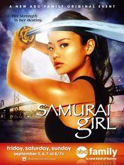Poster Samurai Girl