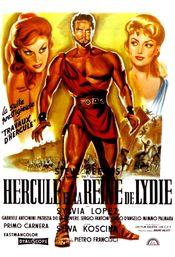 Poster Ercole e la regina di Lidia