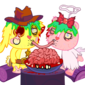 Happy Tree Friends/Prietenii lor