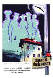 Poster Casa de pe strada noastră