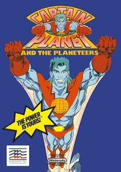 Poster Captain Planet and the Planeteers