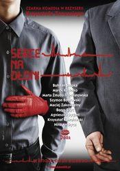 Poster Serce na dloni