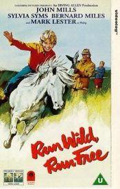 Poster Run Wild, Run Free
