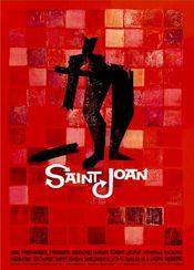 Poster Saint Joan