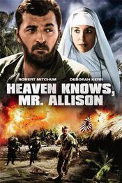 Poster Heaven Knows, Mr. Allison