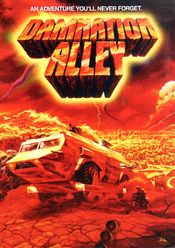 Poster Damnation Alley